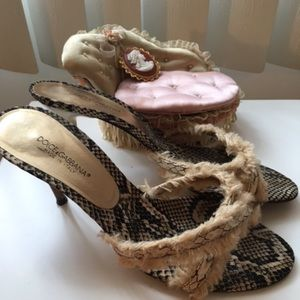 AUTHENTIC Dolce & Gabbana Heels